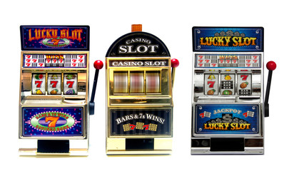 slot machine Wall mural