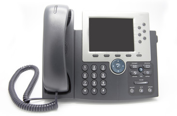 IP Phone (View from the front)