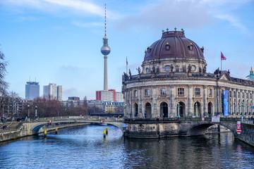 Fernsehturm und Museumsinsel, Berlin