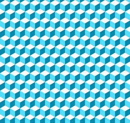 hexagone-cube géométrique - background haute qualité