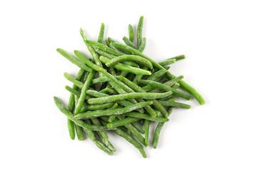 Frozen cut green beans vegetable