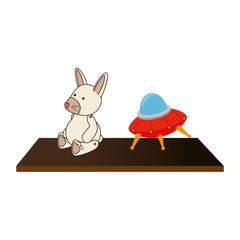 toys baby child icon vector illustration design