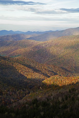 Autumn Image, Blue Ridge Parkway