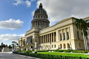 National Capital Building - Havana, Cuba