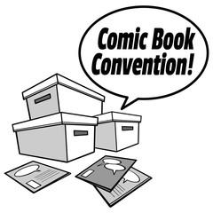 Comic Book Convention
