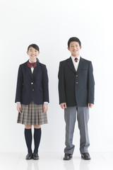 Two High School Students