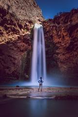 Fototapete - Falls was named after James Mooney