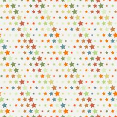 Seamless star pattern.