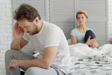 Married couple has crisis in relationships