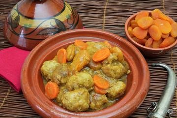 tajine aux abricots