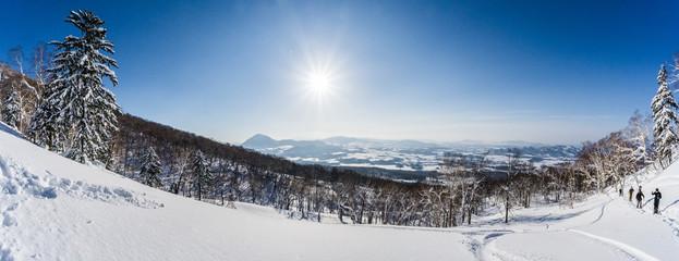 Ski Touring Hokkaido