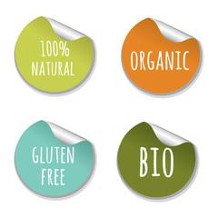 Natural Labels