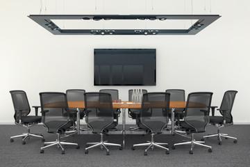 Meetingraum - Bürofläche - Immobilie