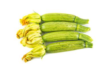 Gruppo di zucchine