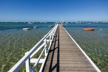 Mornington peninsula, The Cameron's Bight jetty, Australia - Victoria