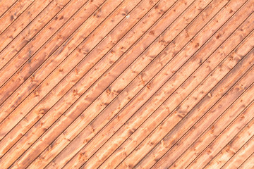 Close up on brown wood background or texture