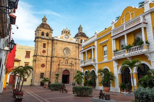 Beautiful Cartagena, Colombia