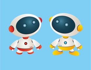 写真の検索 ロボットイラスト