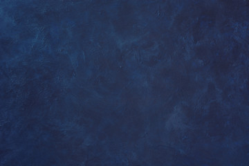 Abstract vintage blue background.