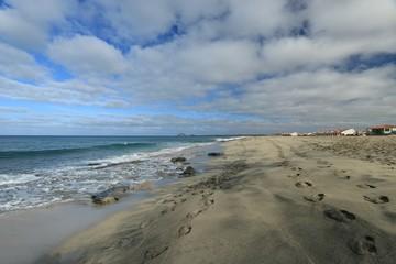 beach Santa Maria, Sal Island , CAPE VERDE