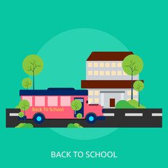 Back To School Conceptual Design