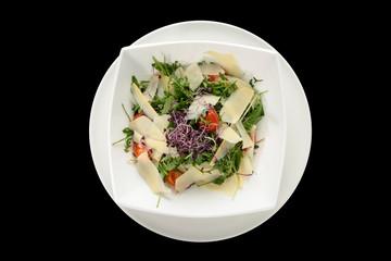 parmigiano rucola salad