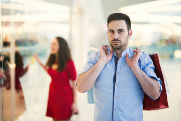 Unhappy husband worried about finances
