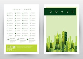 Cover Design Vector template  set for Brochure, Annual Report, Magazine,Poster, Corporate Presentation, Portfolio, Flyer, Banner, Website. A4 size