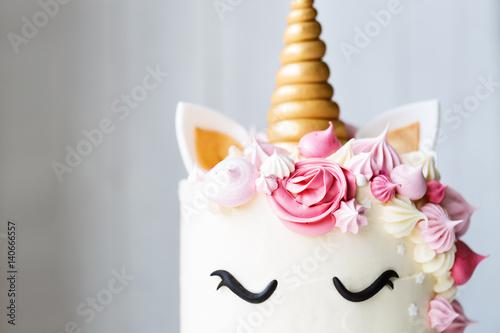 Unicorn Cake Stock Photo And Royalty Free Images On Fotolia