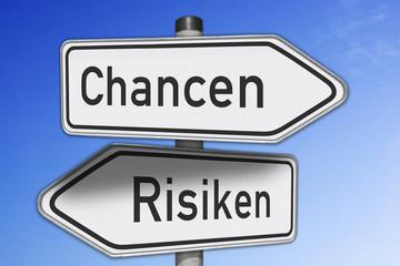Wegweiser Chancen - Risiken