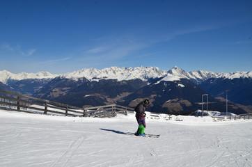 Sciare a Plan de Corones Dolomiti