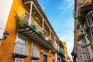 Fotomurales - Historic Colonial Architecture