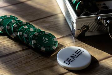 Роял-флэш в покере  - азартные игры