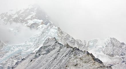 Bad weather - Nepal