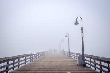 Pier Fog 3