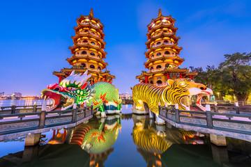 Kaohsiung Taiwan Lotus Pond