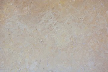 Beige wall texture. Sepia vintage background.