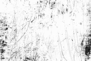 Wall Mural - Black grunge texture background. Abstract grunge texture on distress wall in dark. Distress grunge texture background with space. Distress floor black dirty old grain. Black distress rough background.