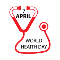 World health day concept.