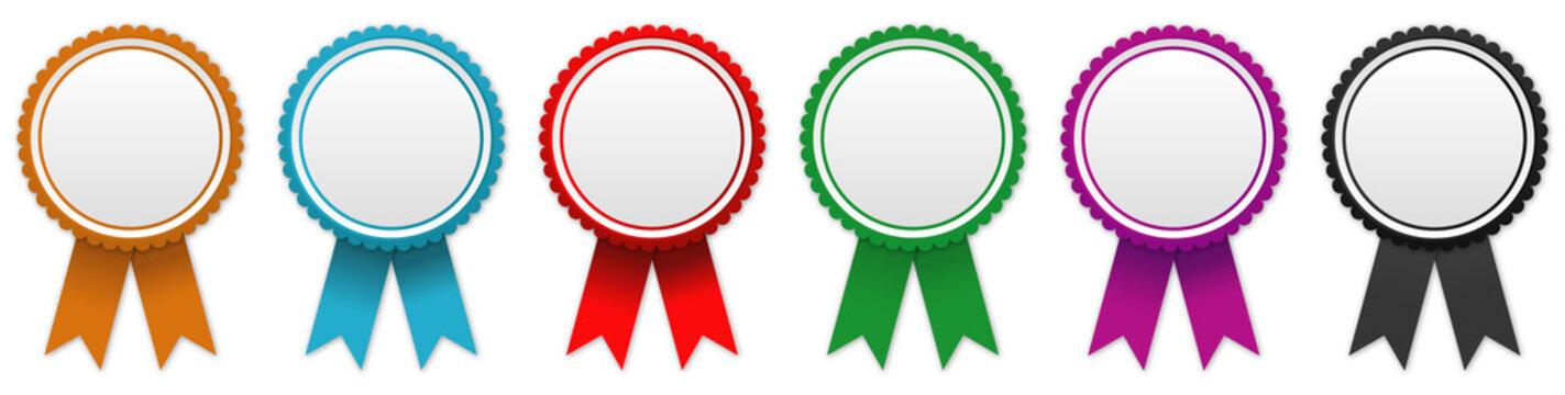 award badges