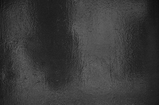 Glänzende Lackoberfläche dunkel
