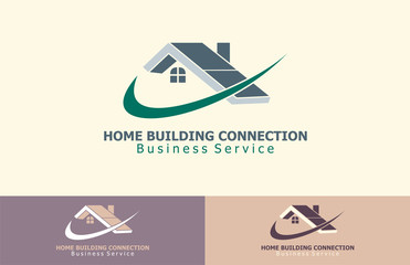 home building connection logo