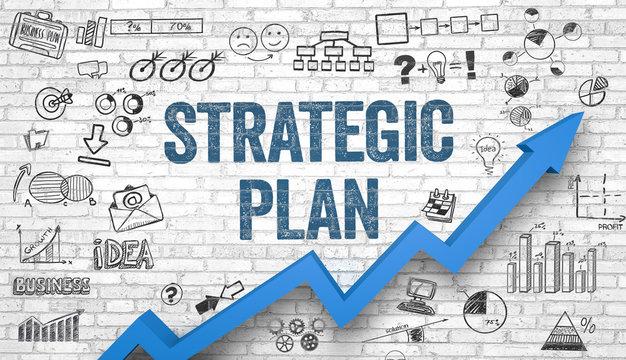 Strategic Plan / Wall / Symbols