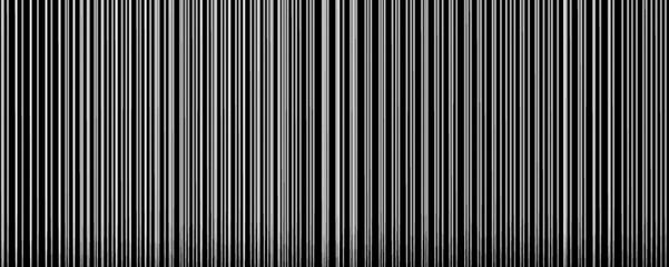 Black and white stripe background