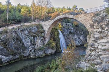 Clandras Bridge Karahalli, Usak, Turkey