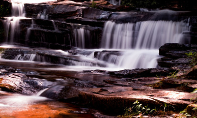 Relax At The Peaceful Waterfalls