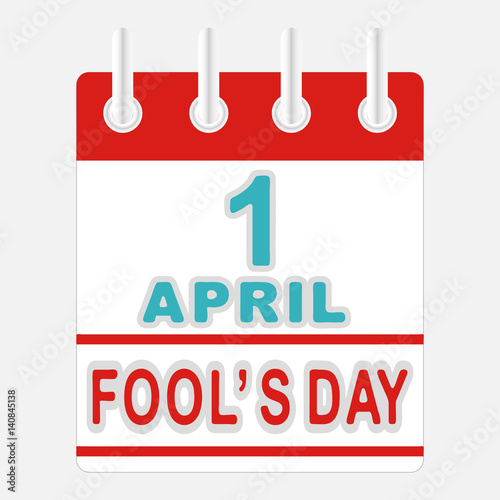 Calendar April Fools Day : Quot calendar icon april fools day stock image and royalty