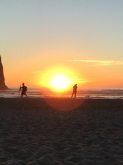 Ocean Sunset Potography