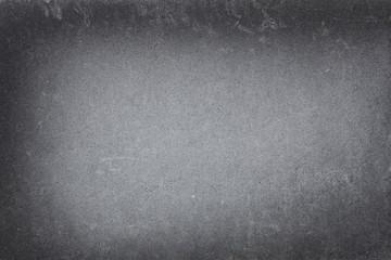 Frozen black granite texture