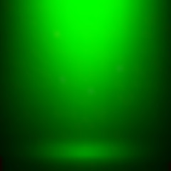 Abstract gradient green, used as background for display your products - Vector